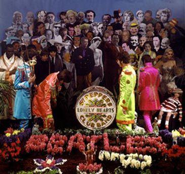Resultados de la búsqueda de imágenes: the beatles sgt peppers cover album…