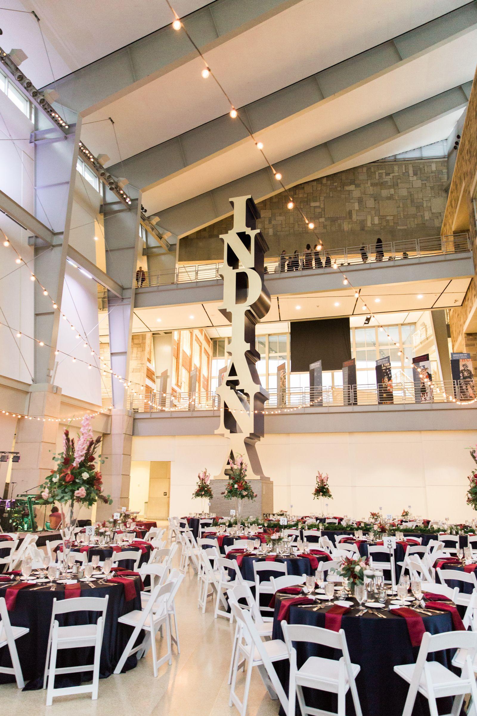 Indiana State Museum Wedding Indiana State Museum Wedding