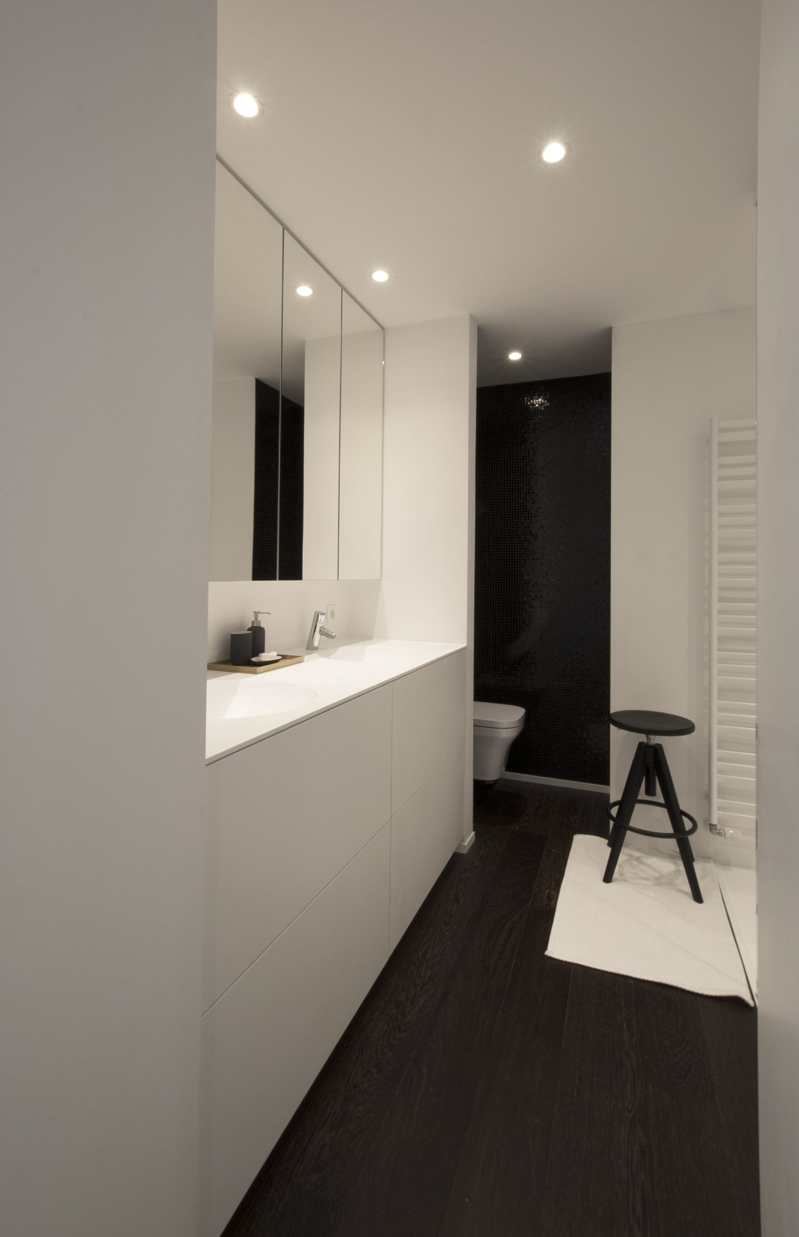 Badkamerkasten Op Maat.Badkamerinspiratie Moderne Badkamer Badkamermeubel Op Maat