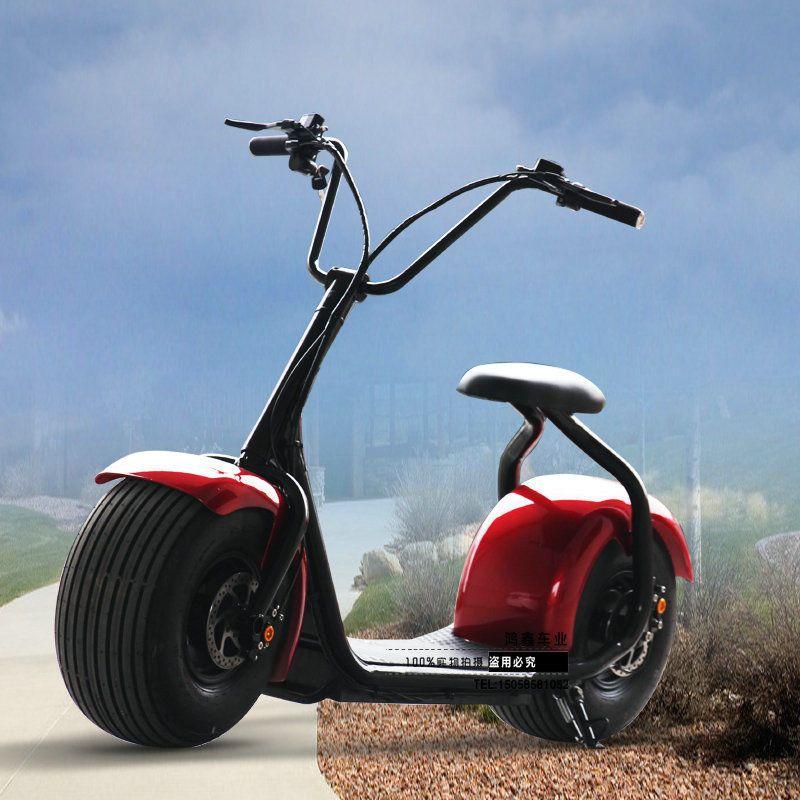Electric Skateboard 2 Wheel Harley Scooter 1000w Hub Motor Powerful Moped Ebay Electric Bike Scooter Electric Cars