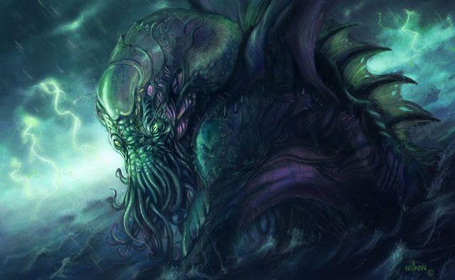 Horror Cósmico : Cthulhu, El Amo de R'lyeh