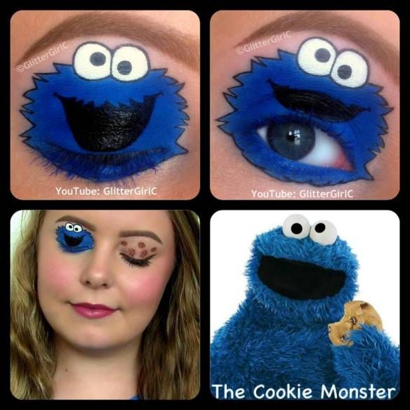 cookie monster makeup youtube channel httpswww