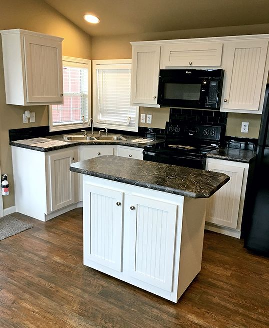 Texas Manufactured Homes Modular Homes And Mobile Homes  Titan Entrancing Small Mobile Home Kitchen Designs Decorating Design