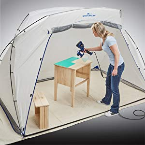 Amazon Com Homeright Large Spray Shelter C900038 Portable Paint