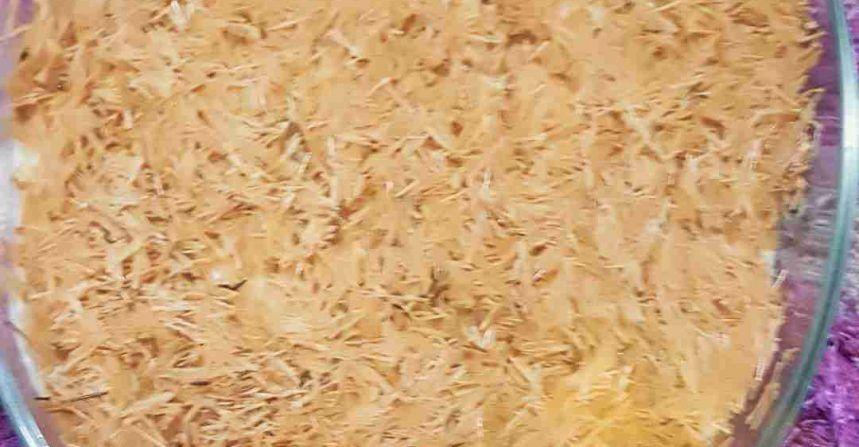 حلا الشعيرية الباكستانية زاكي Coconut Flakes Coconut Spices