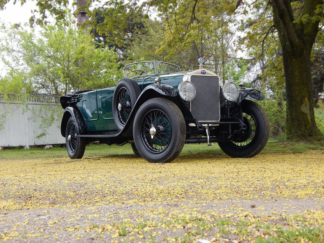 Dragone Classic Motorcars & Auctions | 1930 Delage DR-70 Touring ...