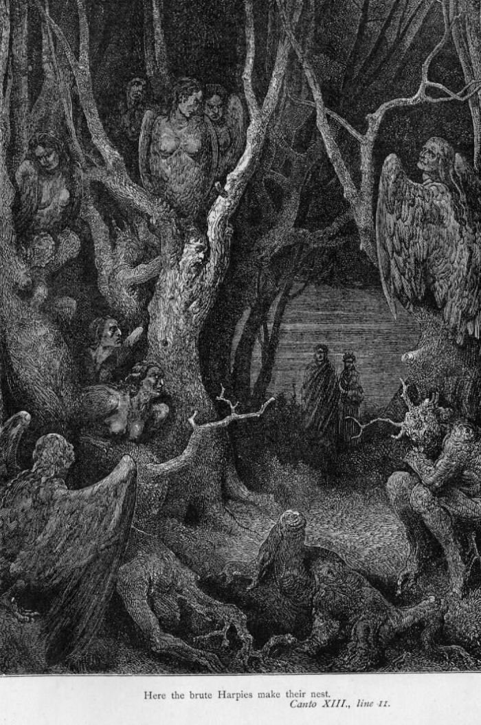 Gustave Doré (Illustrations of Divine Comedy – Hell — Ilustraciones ...