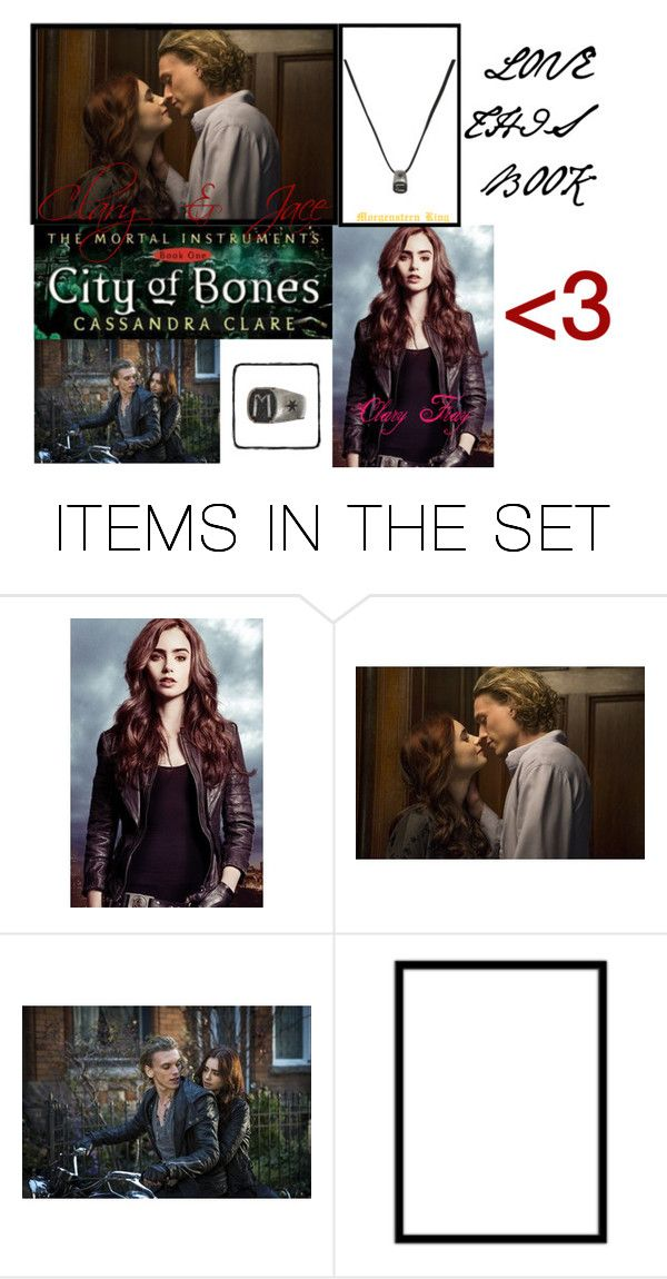 """""""The Mortal Instruments Series"""" by emirayoung ❤ liked on Polyvore featuring art"""