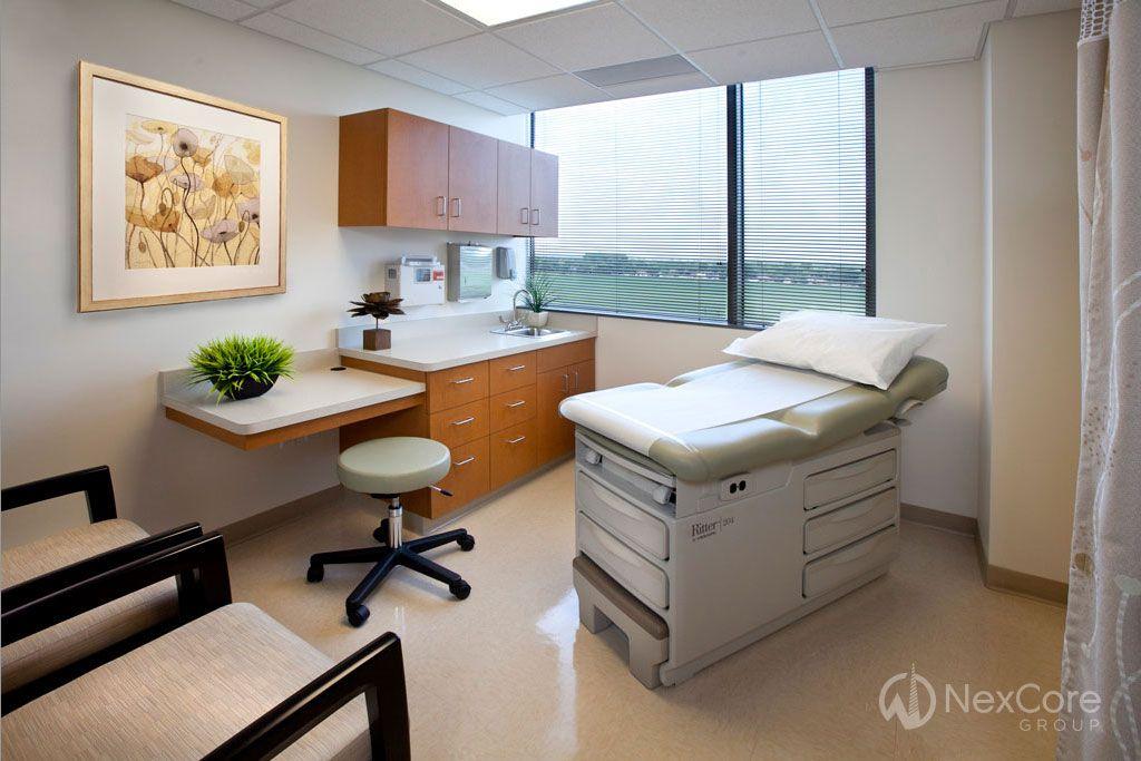 Pavilion A Like The Hospital Was Designed To Maximize