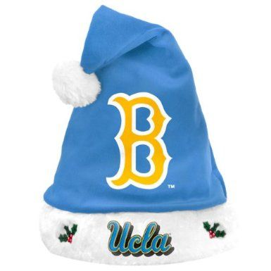 83466c42c8c9f Amazon.com  Ucla Bruins Santa Hat  Sports   Outdoors