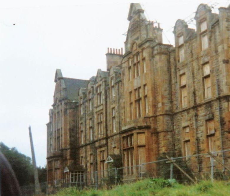 Leverndale, Glasgow 1997