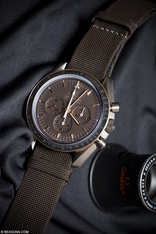 Omega speed master Apollo 11 in NATO strap ! (avec images