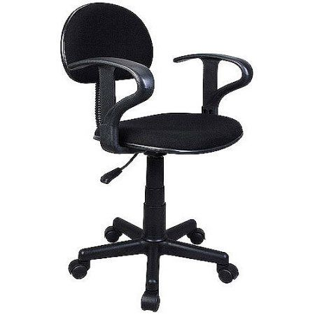 Student Task Chair With Arms Multiple Colors Walmart Com Black Office Chair Mesh Office Chair Task Chair