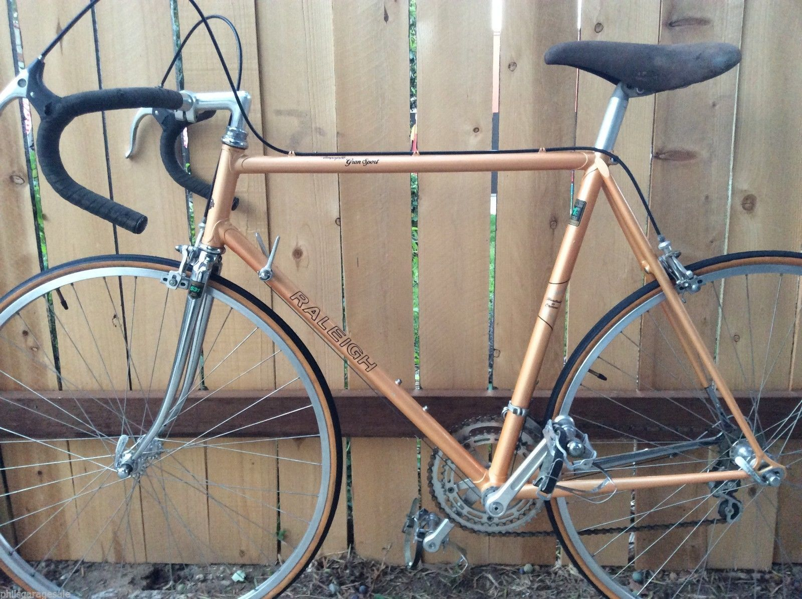 1983 Raleigh Campagnolo Gran Sport 12 Reynolds 531C Competition ...