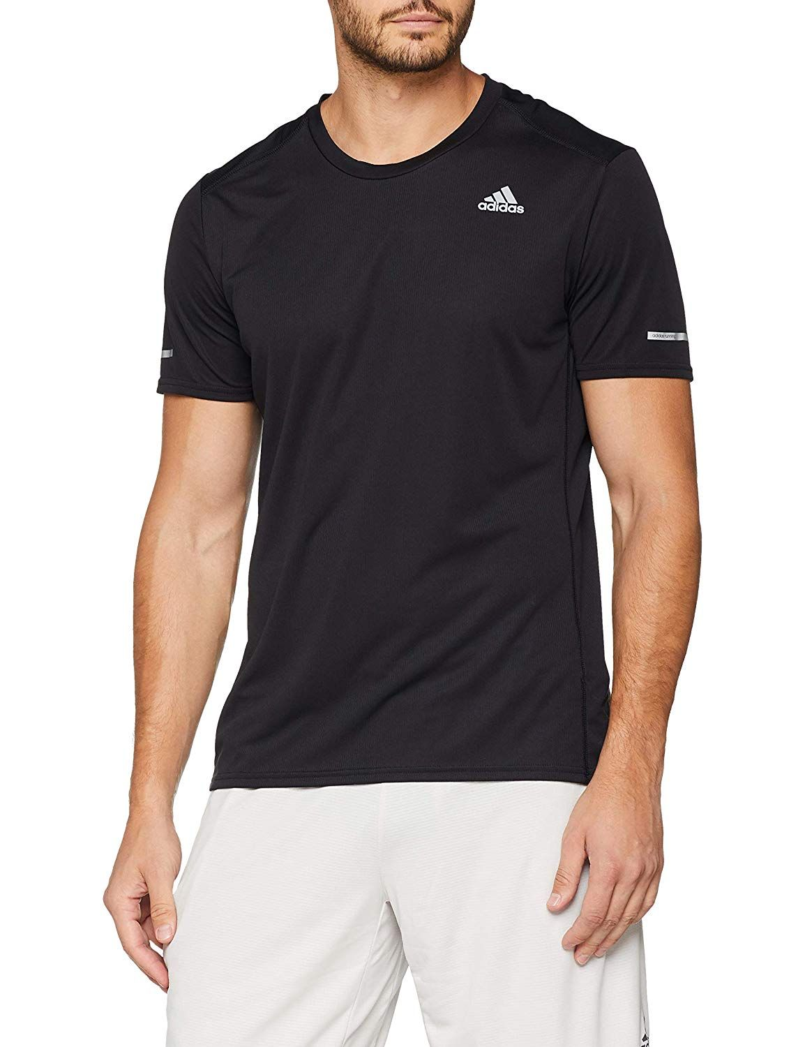 ec854fa70c0a1 Adidas Men's Running Tshirt: Amazon.in: Clothing & Accessories | 1 ...