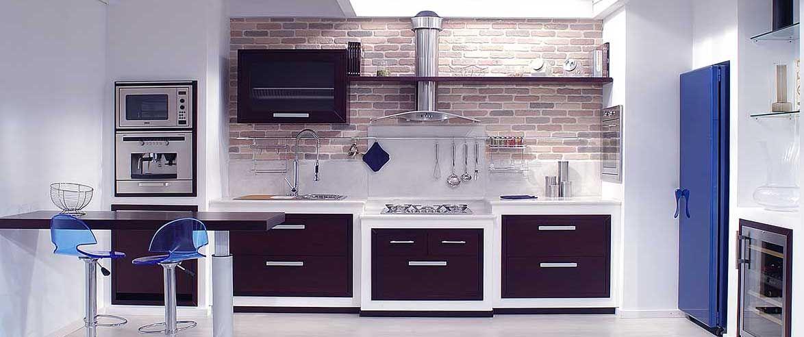 Le vere cucine in muratura primiceri primiceri - Cucine per esterno in muratura ...