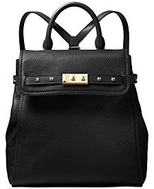 d53143c41f76 MICHAEL Michael Kors Addison Backpack Black Backpack