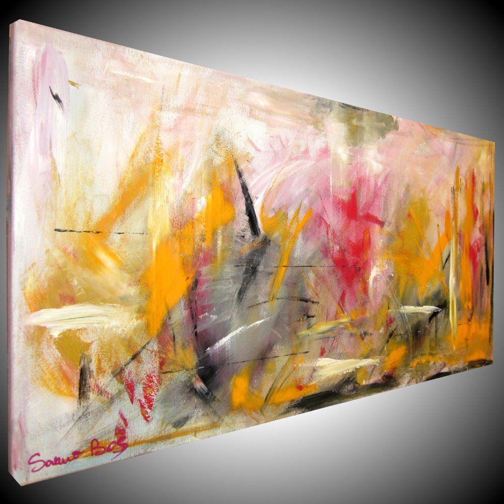 opera astratta olio su tela sauro bos - quadri dipinti Sauro Bos ...