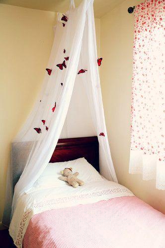 DIY kid's room makeover - eclectic - kids - portland - Lola Nova
