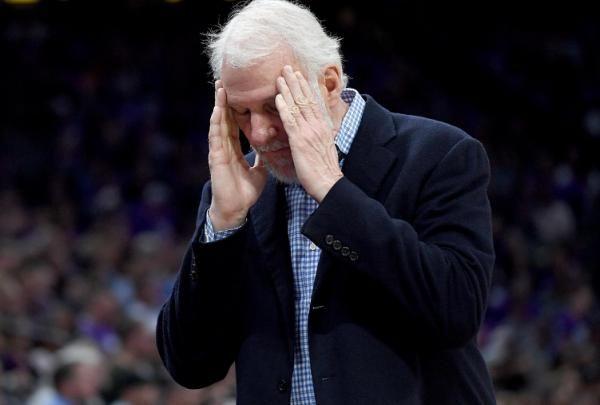 Popovich dijo sentirse enfermo del estómago con el triunfo Trump - Yahoo Deportes