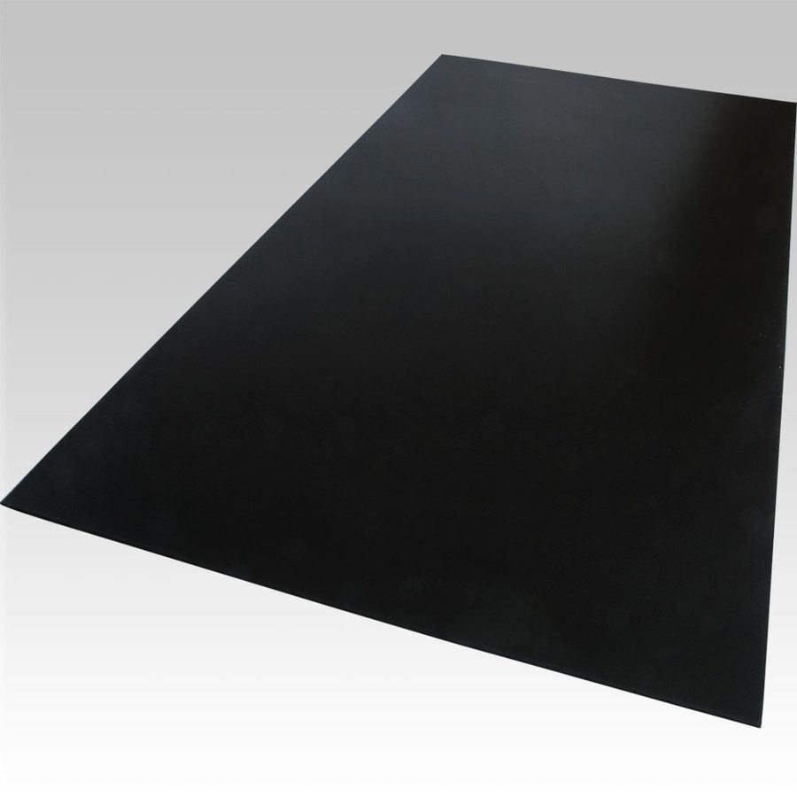 Palight Black Foam Pvc Sheet Actual 12 In X 12 In Lowes Com In 2020 Corrugated Plastic Sheets Corrugated Plastic Plastic Sheets