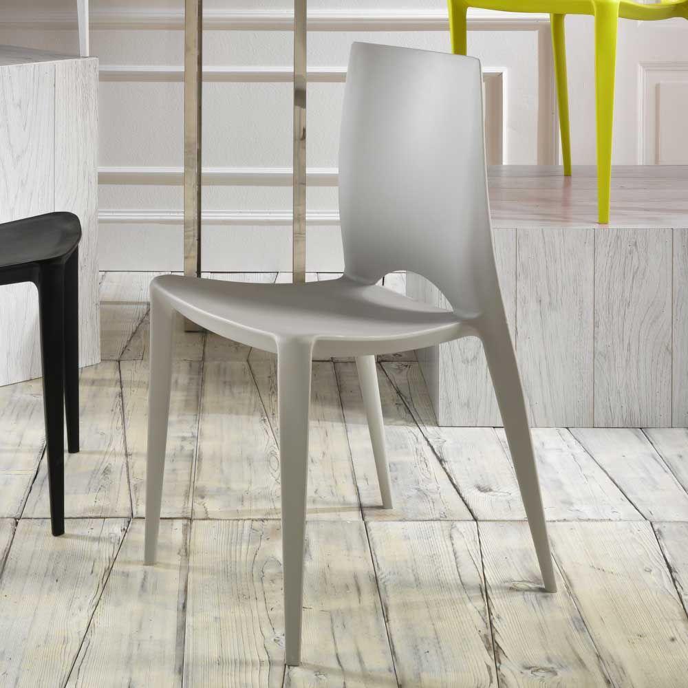 Unglaublich Esstisch Stuehle Modern Ideen Von Küchenstuhl In Grau (2er Set) Jetzt Bestellen