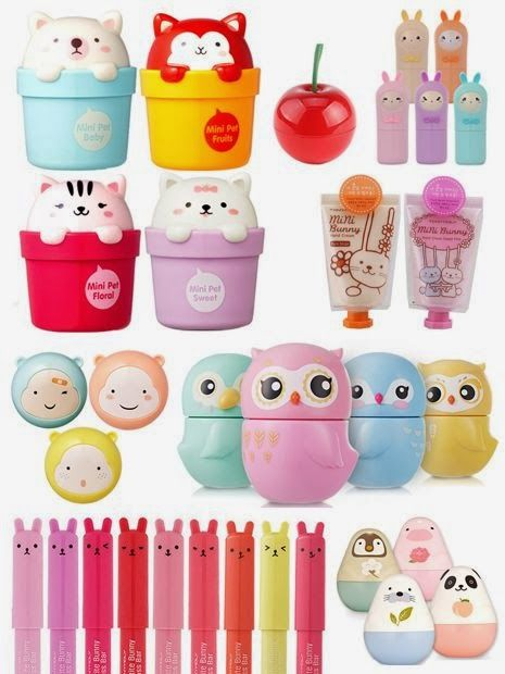 Beauty In China Korean Japanese Cute Cosmetics The Importance