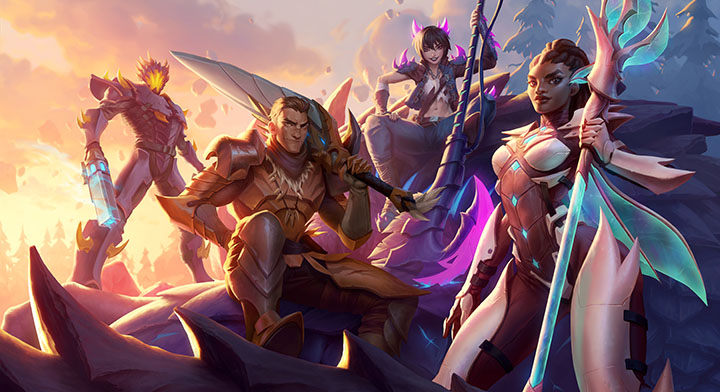Dauntless dauntlessgame dauntlessgamewallpaper