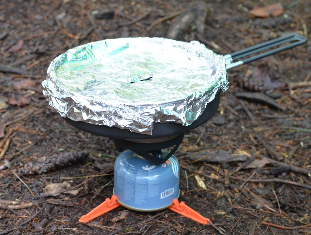 A Few Tasty Recipes for Camping | Campfire fun, Camping pizza