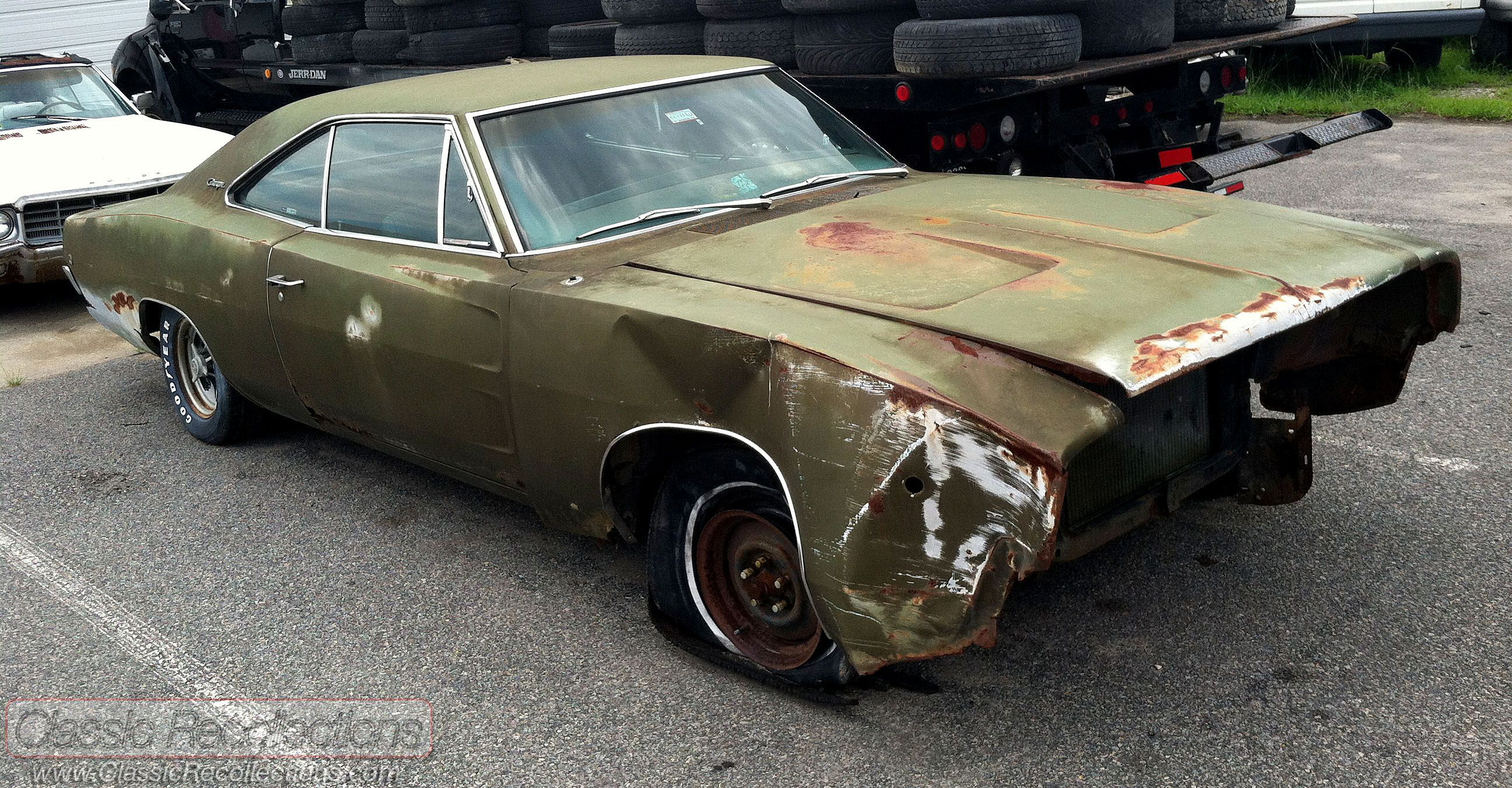 Project car 1968 dodge charger