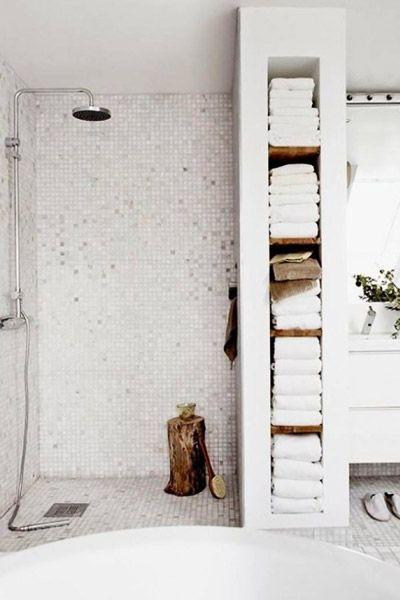 Hoe kun je een kleine badkamer optimaal benutten? | Kleine badkamers ...