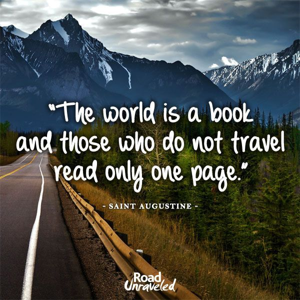 Quotes About Experience And Travel: INSPIRATION + TRAVEL QUOTES