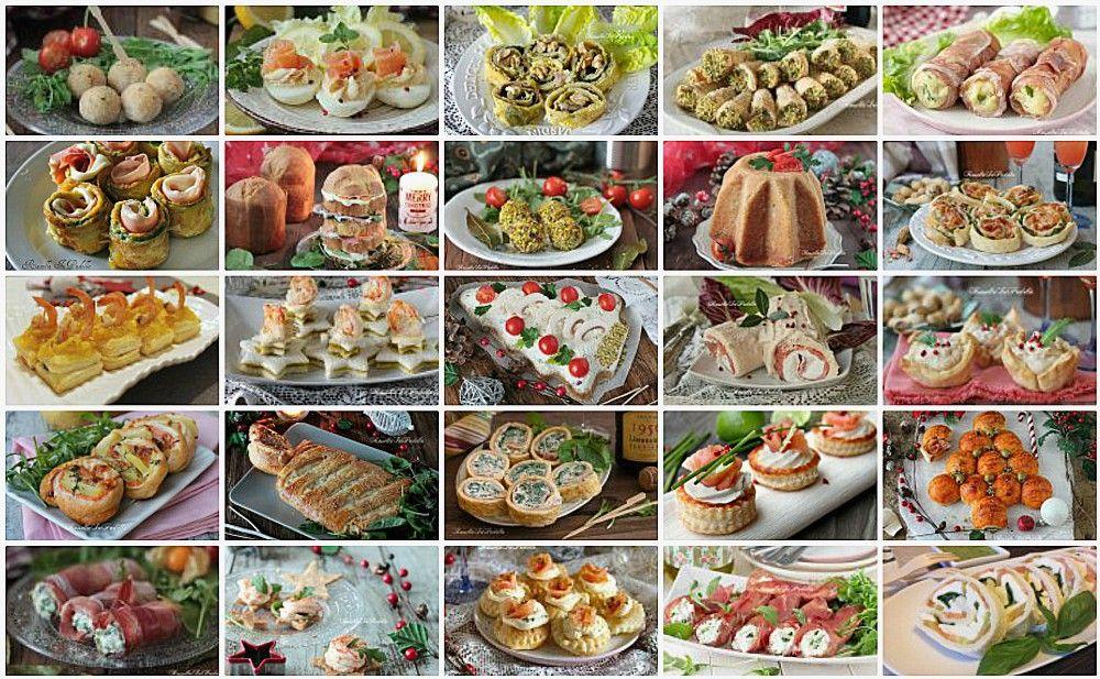50 Antipasti Di Natale.50 Ricette Di Antipasti Per Natale Ricette Ricette Antipasti Antipasti
