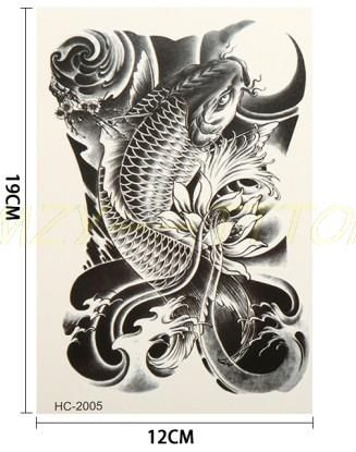 tatuajes pez koi negro buscar con google tattoos koi fish