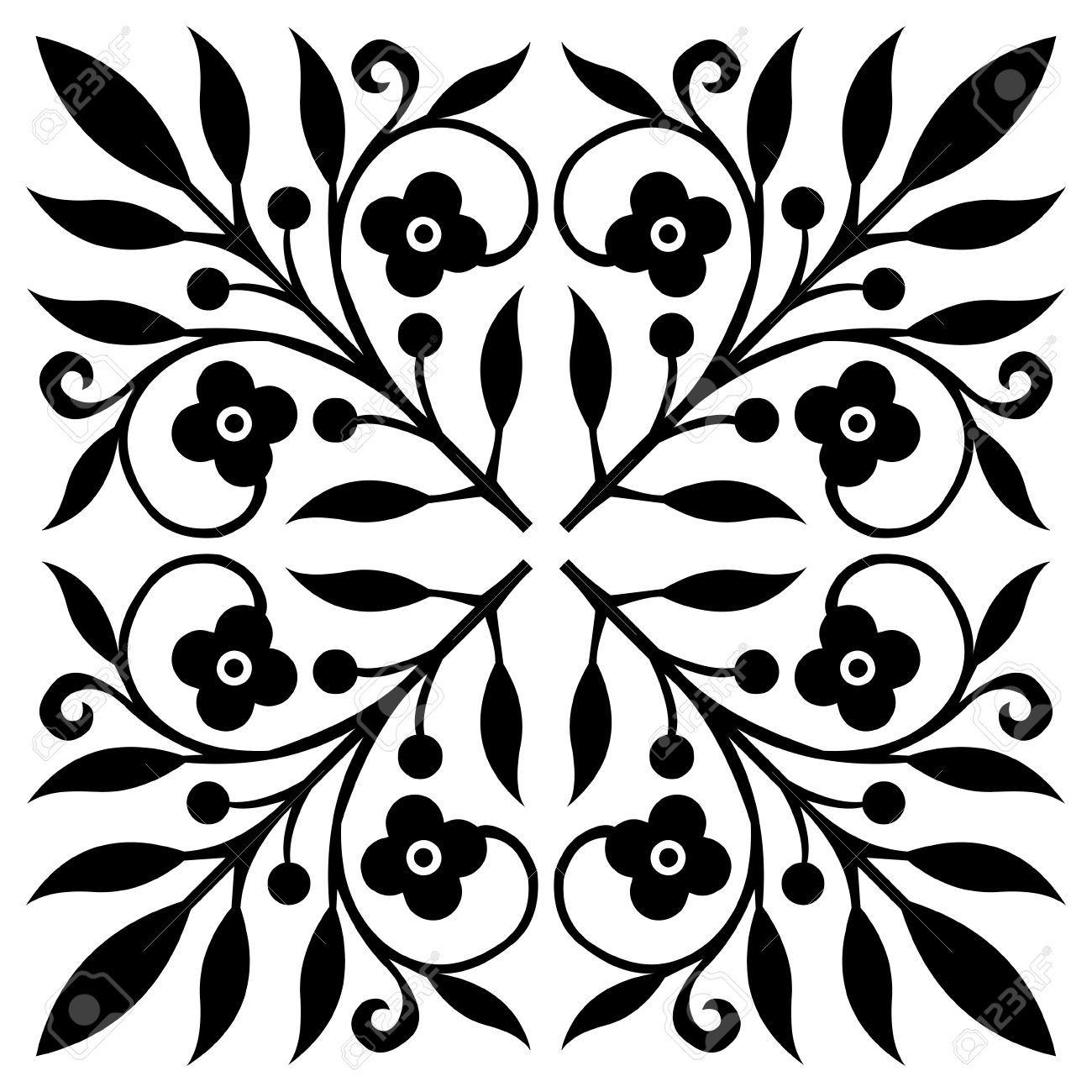 floral stencil patterns - Google Search | Advent ideas | Pinterest