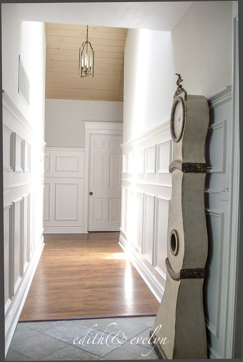 Foyer Progress images