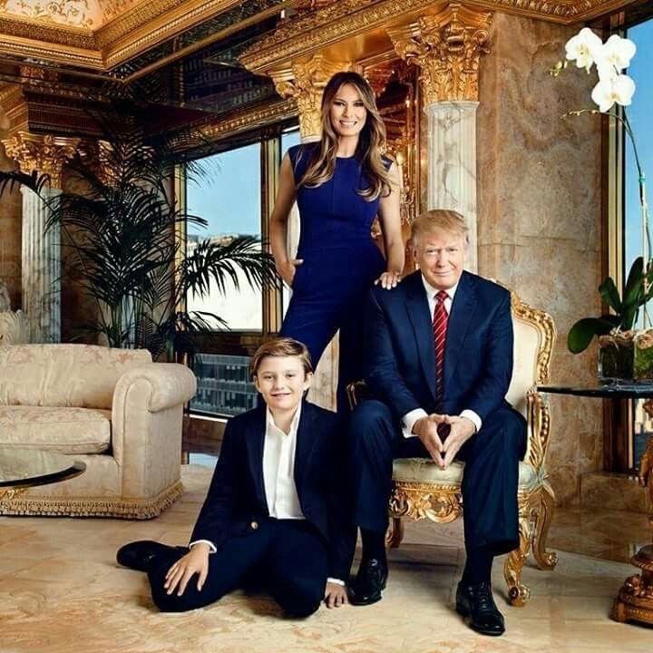 Resultado de imagem para donald trump house