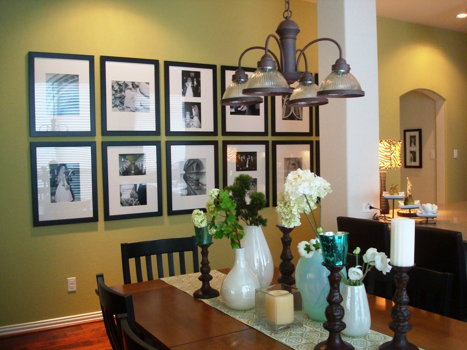 Behr Herbal Garden Green (With images) Dining room paint