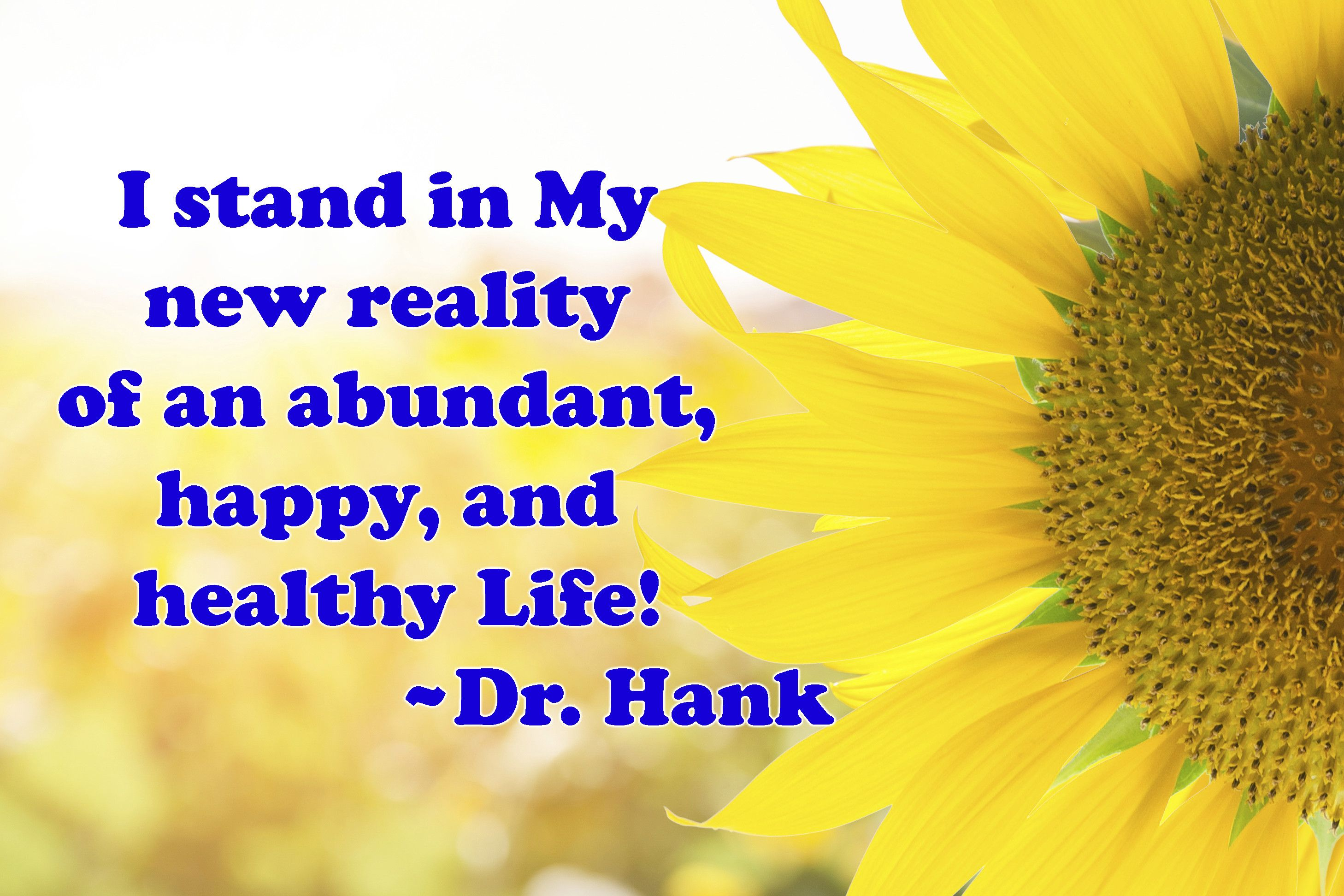 Image result for dr. hank affirmations