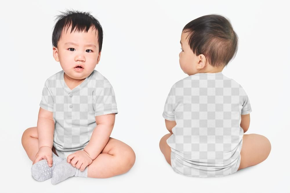 Png Baby S Clothing Mockup In Studio Free Image By Rawpixel Com Eve Clothing Mockup Kids Outfits Kids Fashion