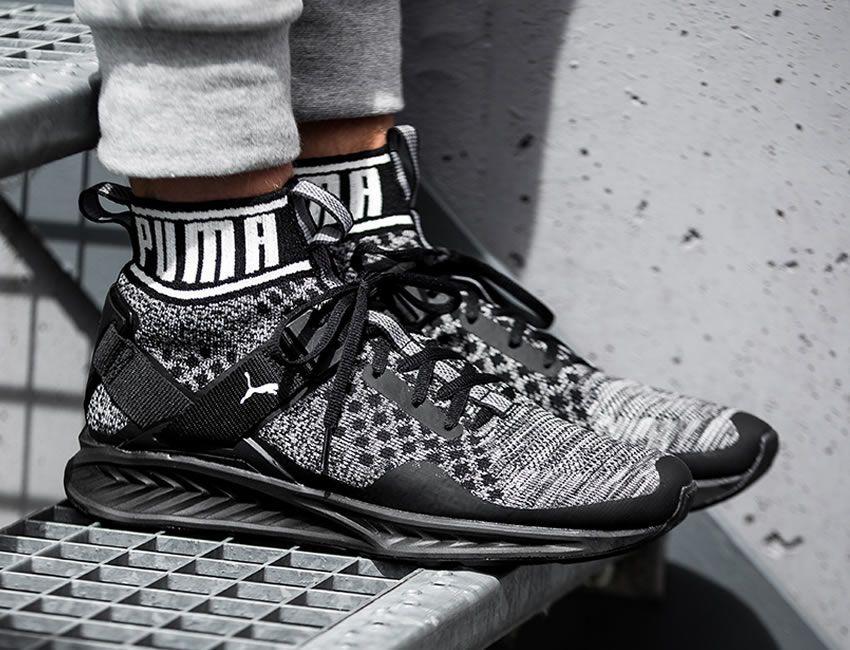 PUMA Ignite evoKnit Sneaker 7Nstw4