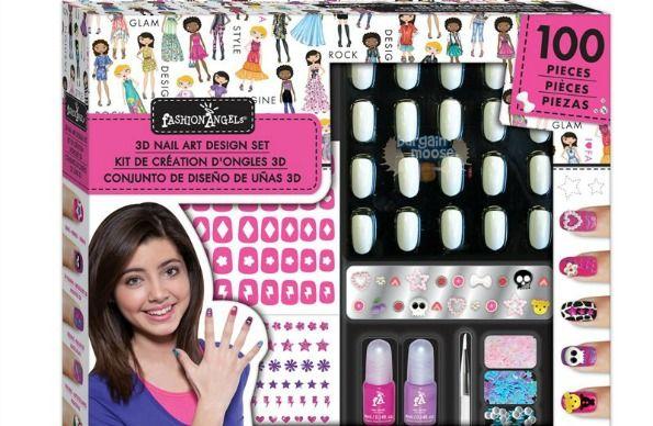 Chapters Indigo Canada Fashion Angels 3d Nail Design Kit Was 20 Now 5 Expired Nail Design Kit 3d Nail Designs 3d Nails