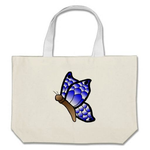 Awesome #butterfly design tote bags. These stylish bags are perfect for shopping, college, a day at the beach or just as an everyday bag.