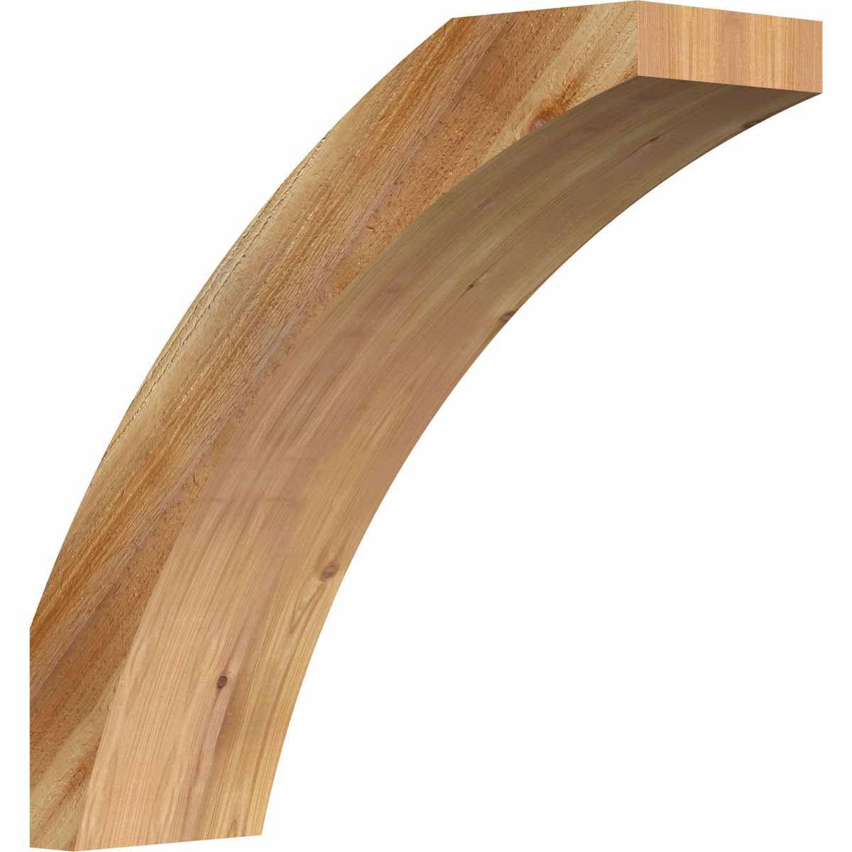 Perfect Thorton Rustic Timber Wood Brace