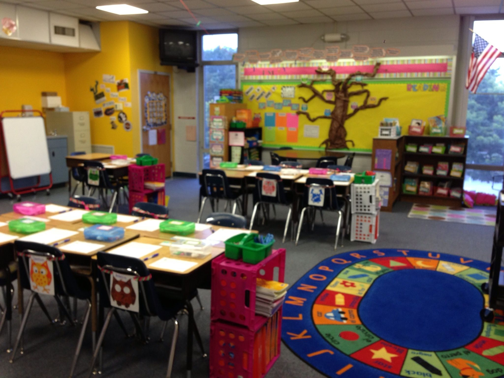 Classroom Theme Ideas Second Grade : Other side of classroom my nd grade pinterest