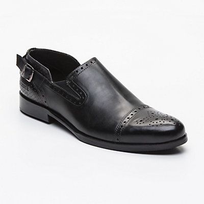 Shellys London FLORA - Derbies noir l7iue