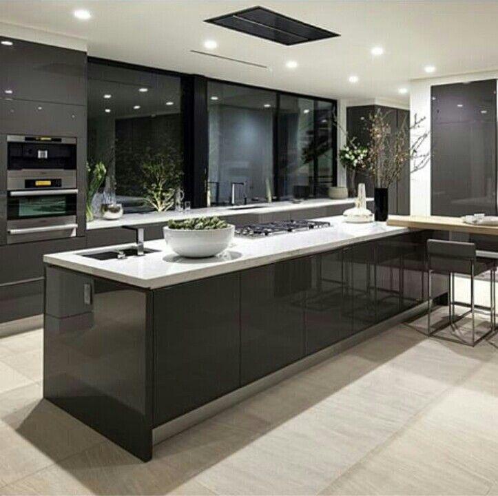 Luxury Home Interior Design Kitchens: Pin By Ayen Fabro On Apartment Kitchen Ideas In 2019