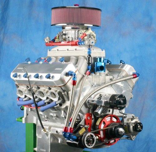 632 Cid Big Block Chevy Carz Engines Pinterest Race Engines
