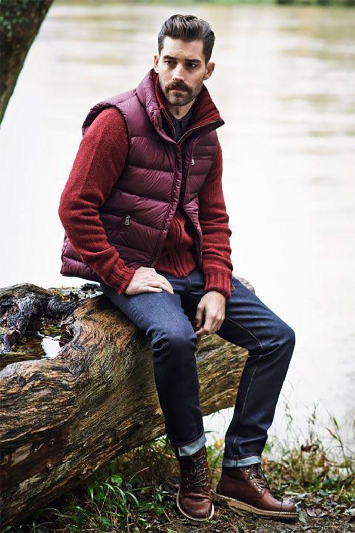 46d9120794 Como usar colete esportivo masculino neste inverno