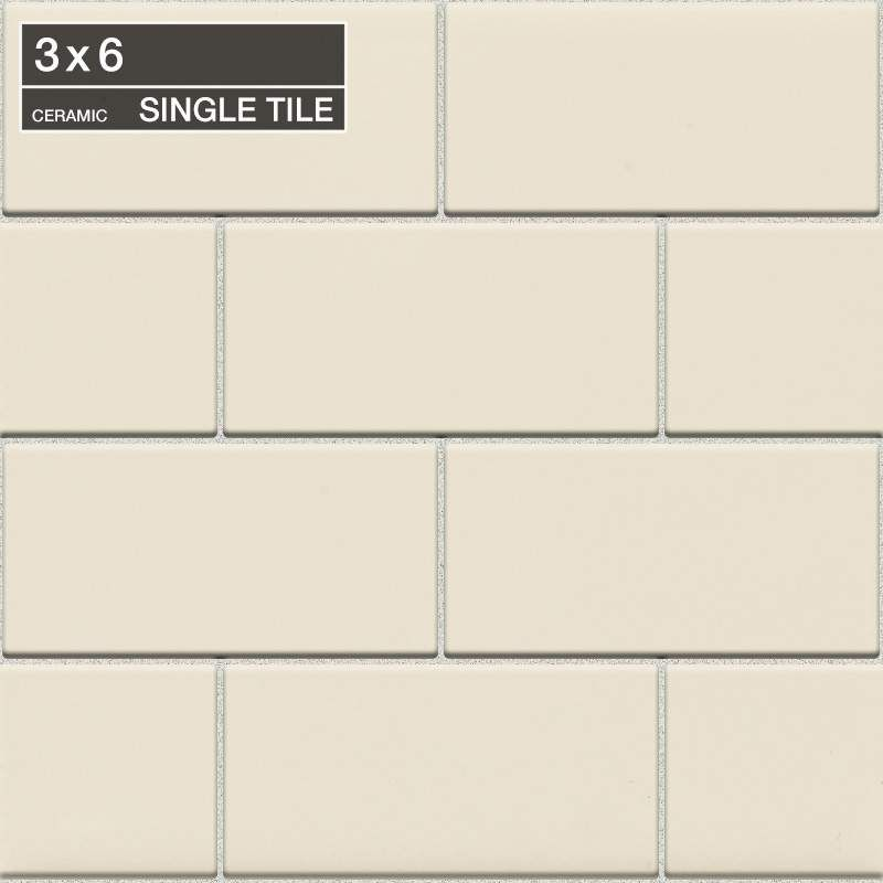 View The Daltile 0135 36mod1p4 Rittenhouse Square Glazed Wall Field Tile Almond 3 X 6 At Build